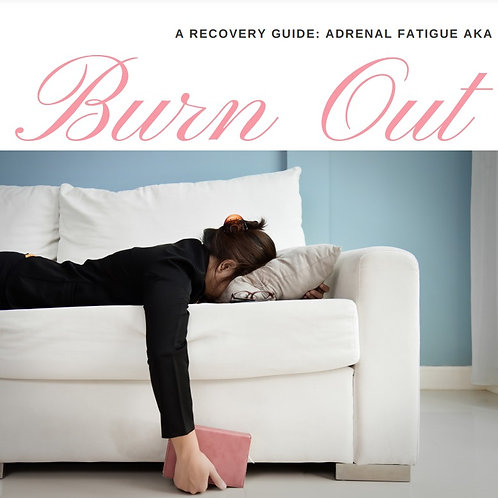A Recovery Guide: Adrenal Fatigue aka Burn Out (download)