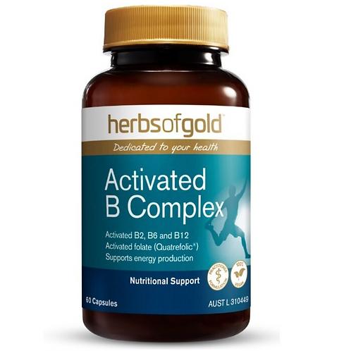 Activated B Complex 60caps