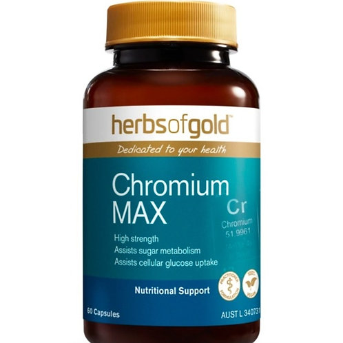 Chromium Max 60caps