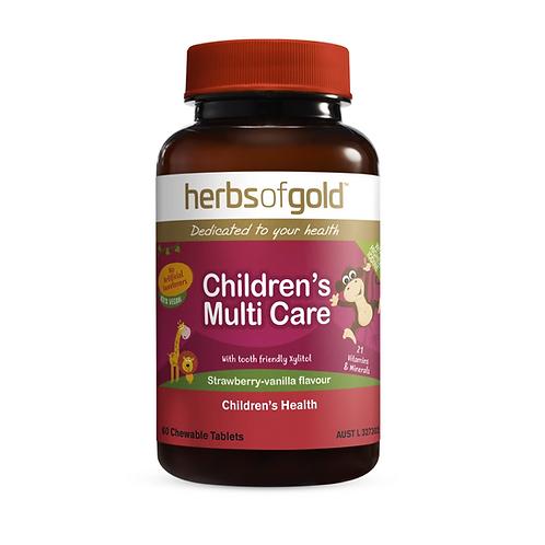 Children's Multi Care 60tabs