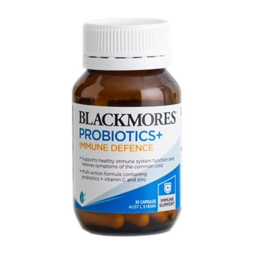 Blackmore Probiotics + Immune Defence