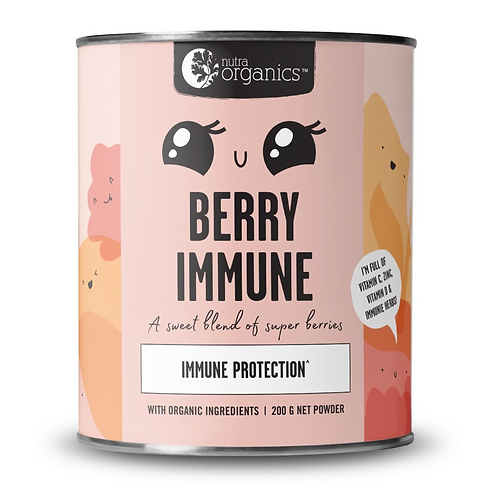 Nutra Organics Berry Immune
