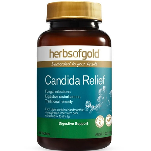 Candida Relief 60tabs