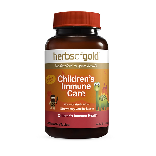 Children's Immune Care 60 chewable tabs