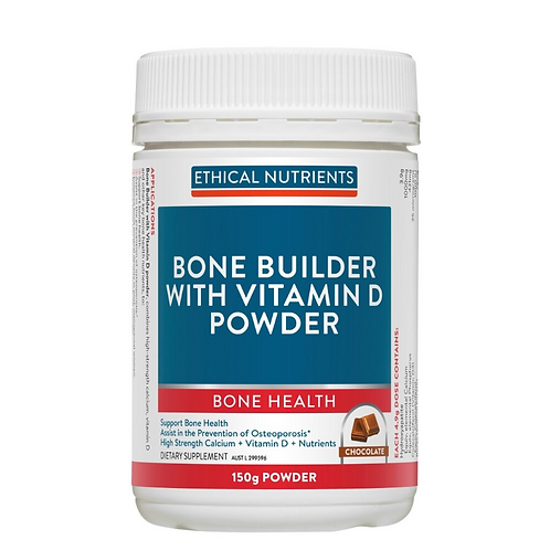 Ethical Nutrients Bone Builder with Vitamin D 150g