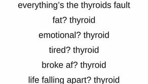 Why am I losing so much hair? Part 2: Thyroid Health