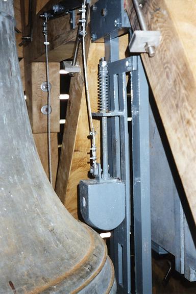 Bell hammer system