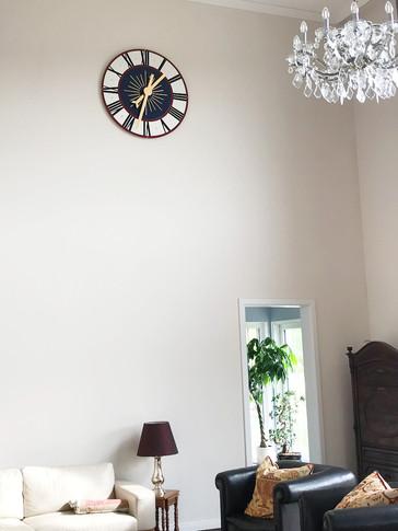 Turmuhr für ein Wohnhaus