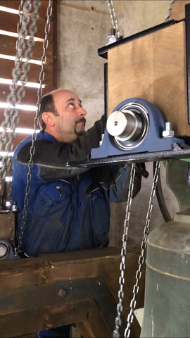 Introducing the bell yoke