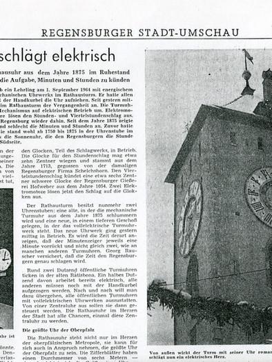 Mittelbayerische Zeitung 1967