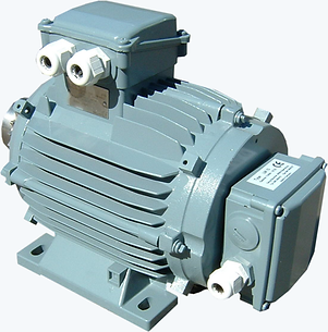 Fully electronic bell automation motor