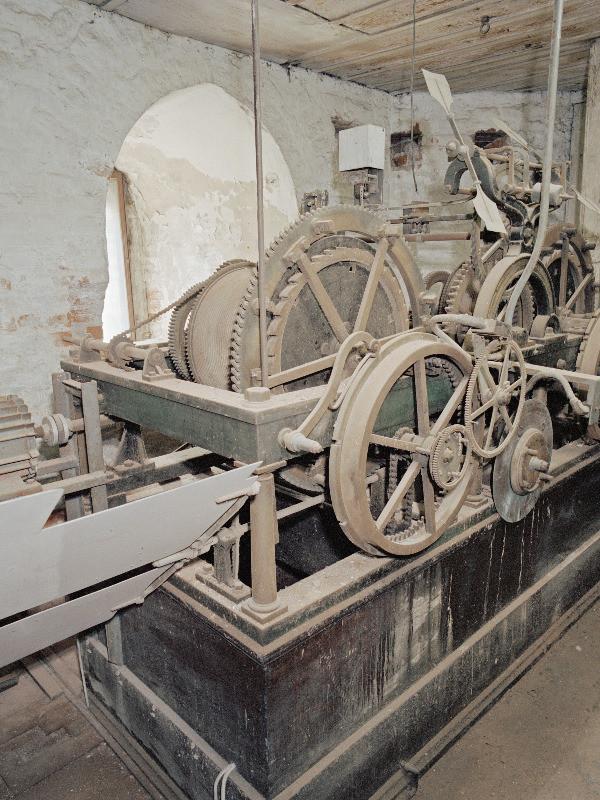 Mecanical Movement before restoration