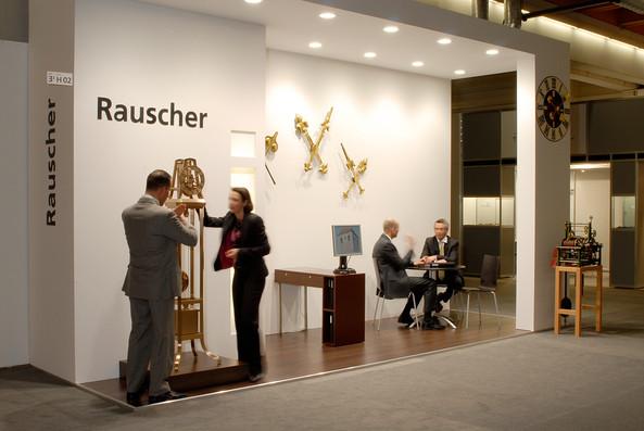 Weltmesse für Uhren und Schmuck in Basel