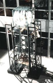 Rauscher Turmuhrwerk von 1926