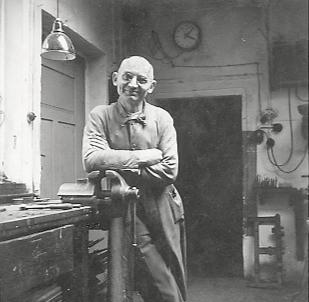 Company founder Georg Rauscher I