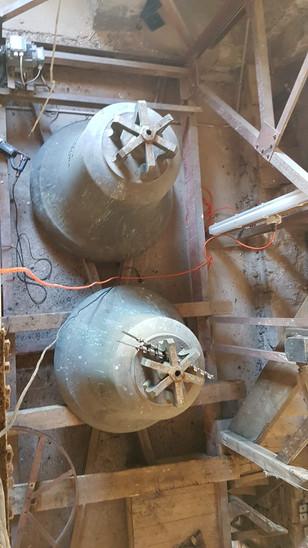 Abgelassene Glocken