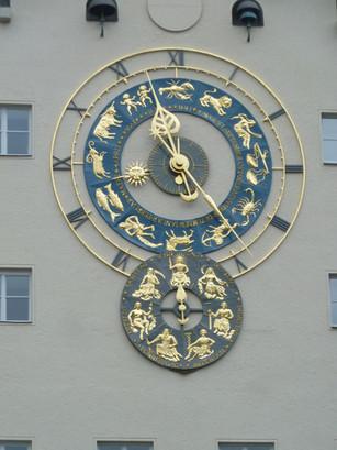Astronomische Uhr am Deutschen Museum