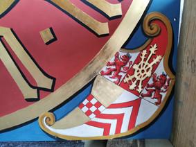 Detail nach der Renovierung