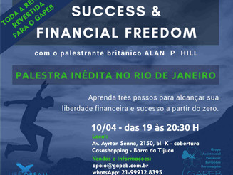 Success & Financial Freedom