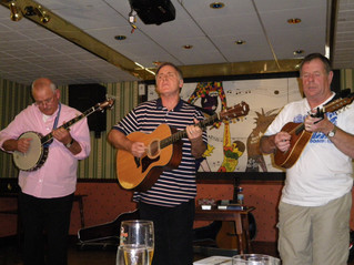April's gig: The Hometowners