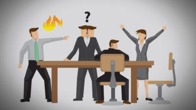 Addressing Dysfunctional Nonprofit Boards
