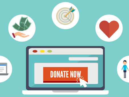 Stellar Donation Pages: Tips and Examples
