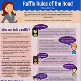 Texas Raffle Rules for the Road | - Dynamic Development Strategies - Nonpofit non-profit fundraising fund raising consultant Fort Worth Tarrant County DFW North Texas