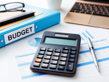 What Comes First: The Grant or The Budget?