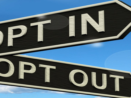 Ethics of Opting Out in Fundraising