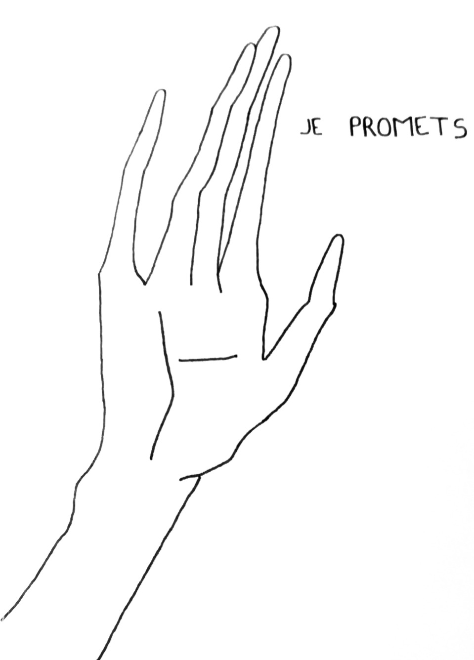 Promesse, 2018
