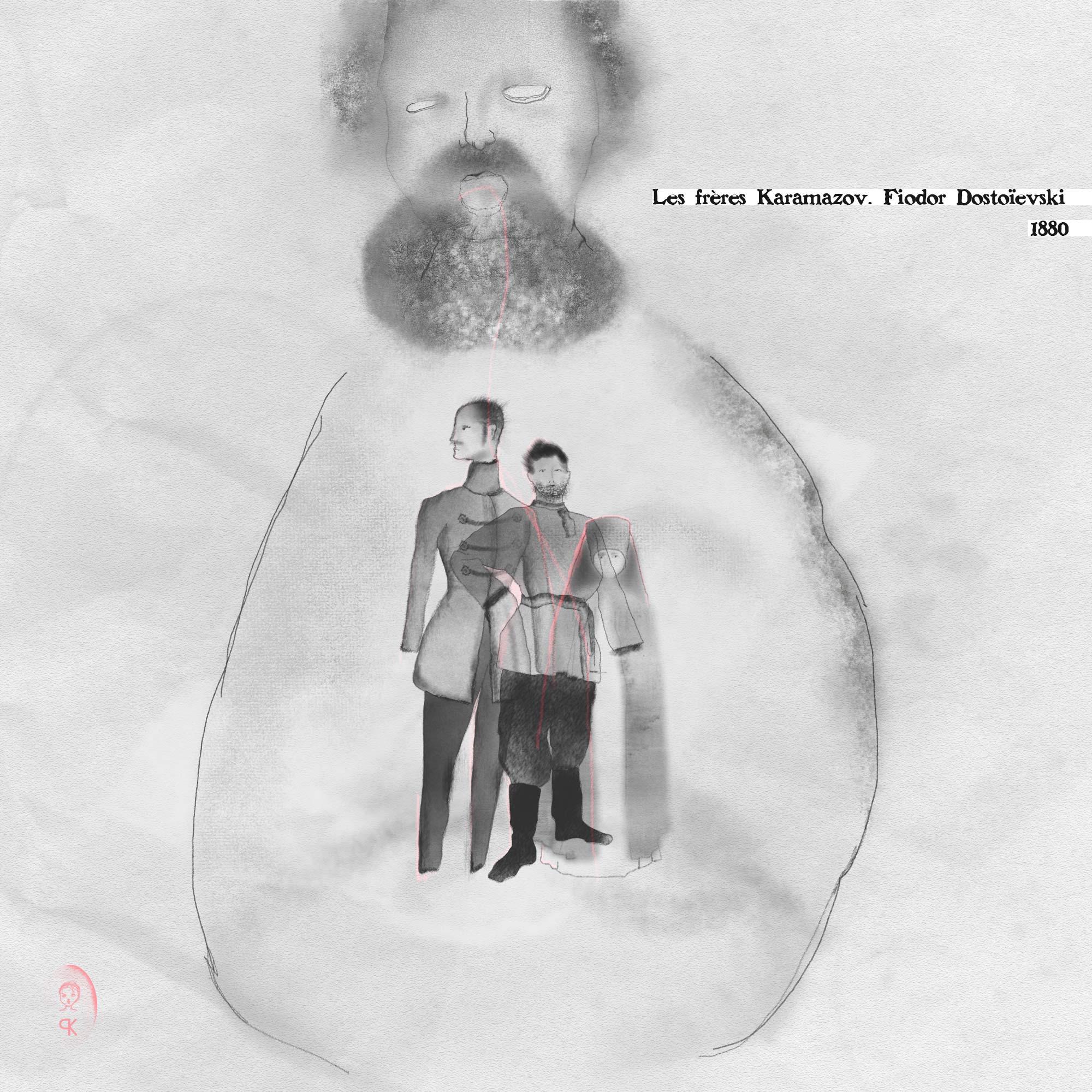 Les frères Karamazov, mai 2020