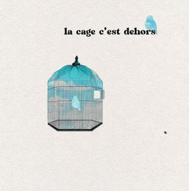 The cage is outside, Jan 21