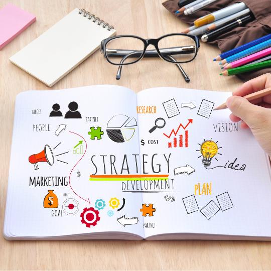 Entrepreneur Strategic Thinking