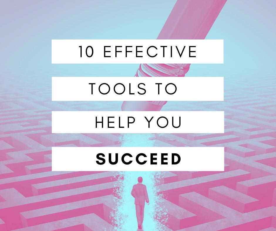 success tools, success mindset