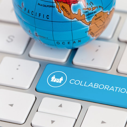 Business collaboration for growth