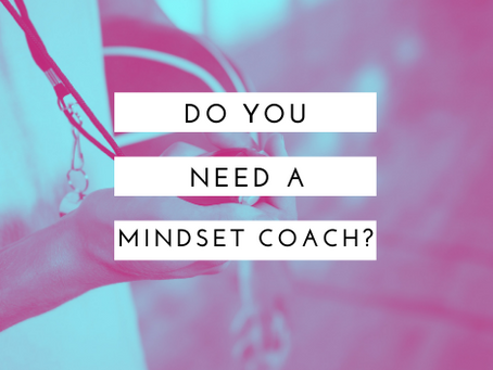 Do You Need a Mind Coach?