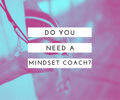 do you need a mind coach