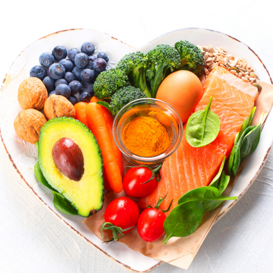 Foods to Boost Brain Energy