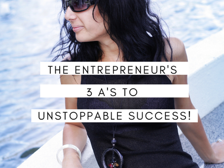 Discover the 3 A's Strategy to Become Unstoppable