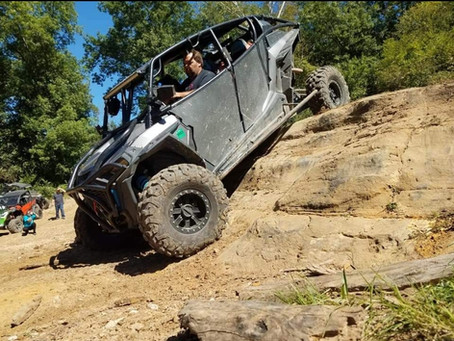 Another great weekend on the trails!