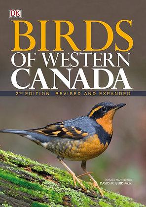 Birds of Western Canada 2nd Edition