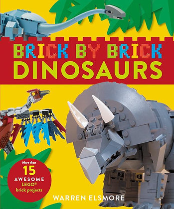 Brick by Brick Dinosaurs