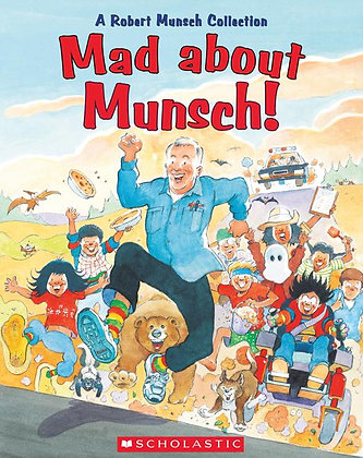 Mad About Munsch!