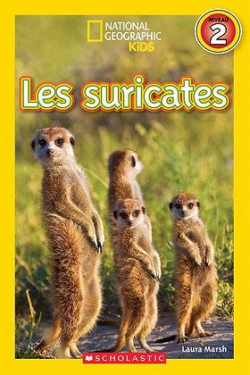 National Geographic Kids : Les suricates (niveau 2)