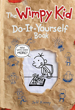 The Wimpy Kid Do-It-Yourself Book (revised and expanded edition)