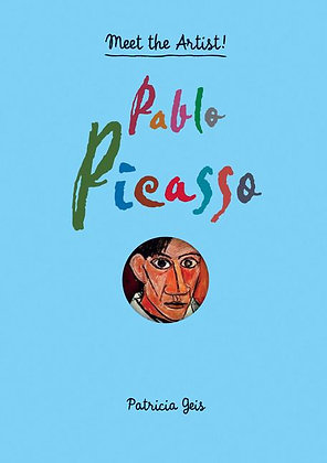 Pablo Picasso: Interactive pop-up book