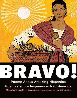 Bravo! (Bilingual board book - Spanish edition)