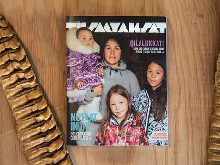 Tusaayaksat Magazine