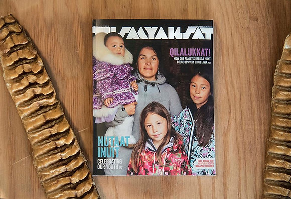 Tusaayaksat Magazine: Ukiuq Winter 2019