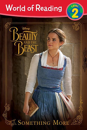 World of Reading: Beauty and the Beast Something More